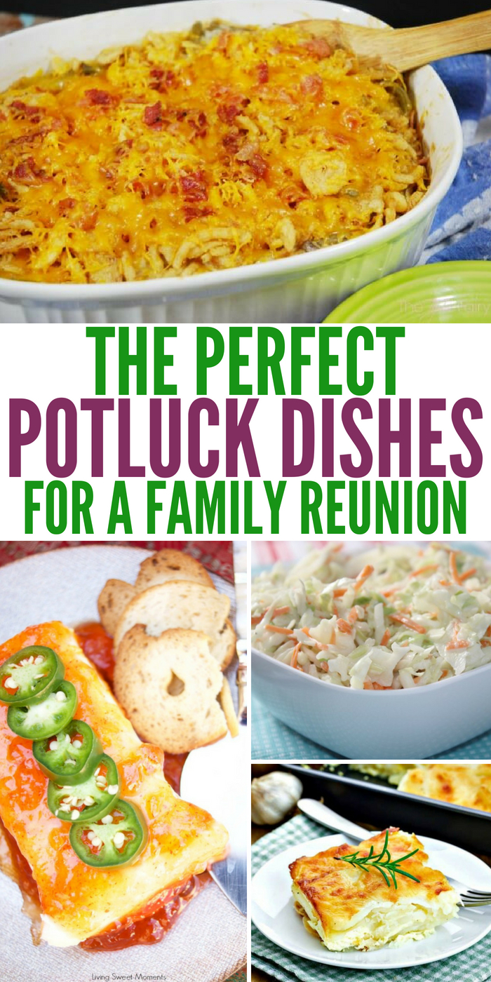 The Perfect Potluck Dishes For A Family Reunion This Year