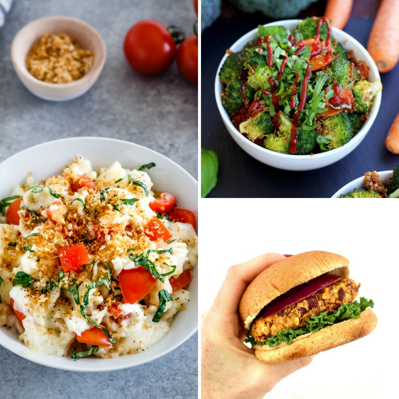 16 Vegetarian Main Dishes That Are Perfect For A Busy Weeknight