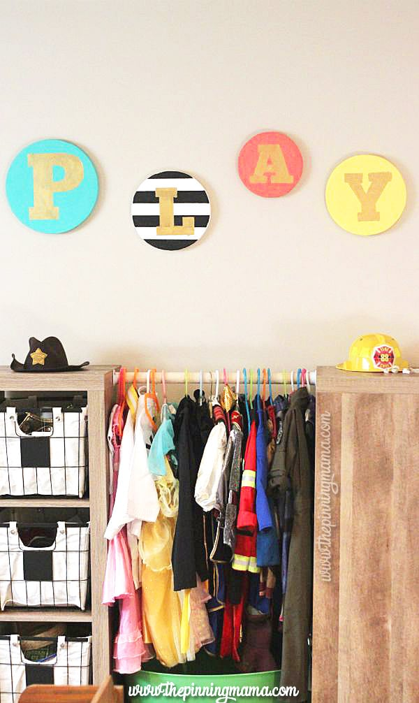 Playroom DIY - Foam Playroom DIY - The Pinning Mama