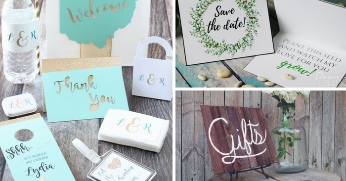 Wedding diy ideas to add a personal touch to your wedding day solutioingenieria Image collections