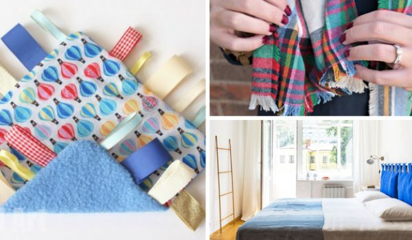 15 Of The Best Sewing Projects For Beginners To Start Out On
