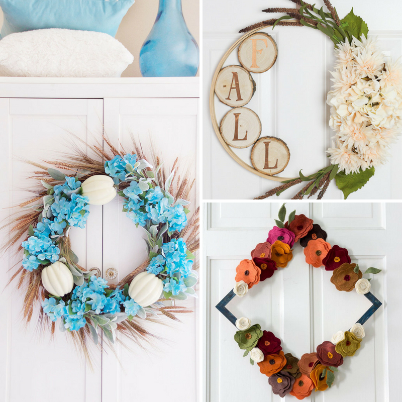 Most Popular Fall Wreaths That You Can Make Yourself