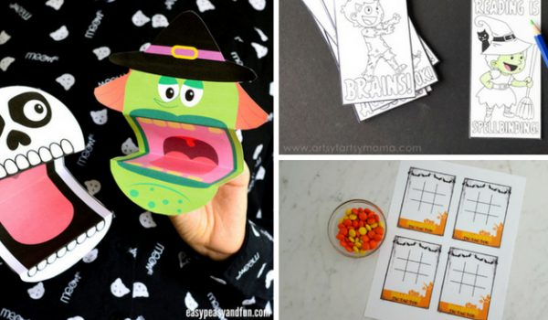 15 Free Spooktacular Halloween Printables That Kids Will Love