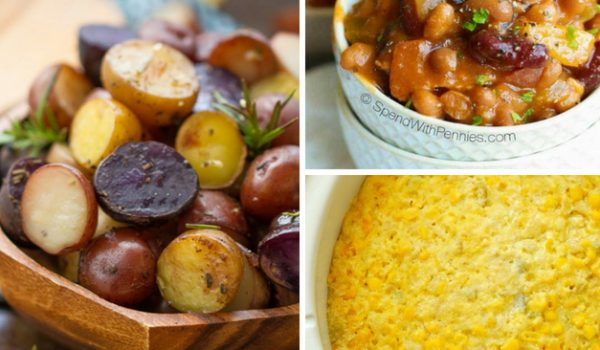Easy Slow Cooker Side Dishes To The Rescue