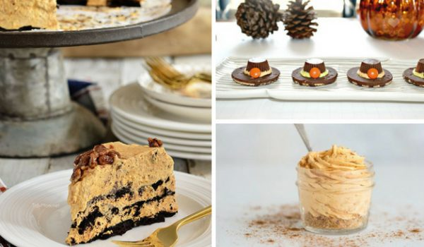Thanksgiving No Bake Desserts Perfect for The Non Baker