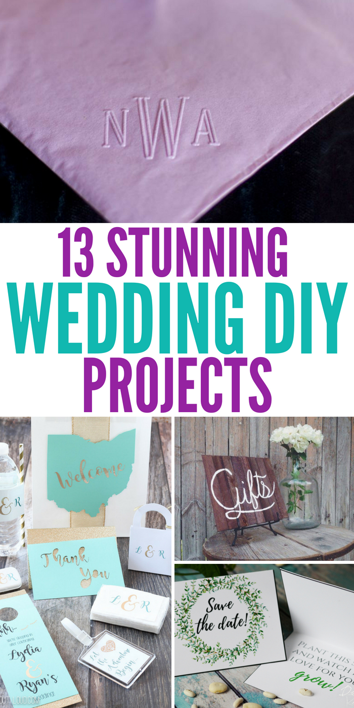 13 Wedding DIY Ideas To Add A Personal Touch To Your Wedding Day