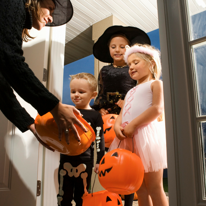 10 Silly Sayings to Replace _Trick or Treat_