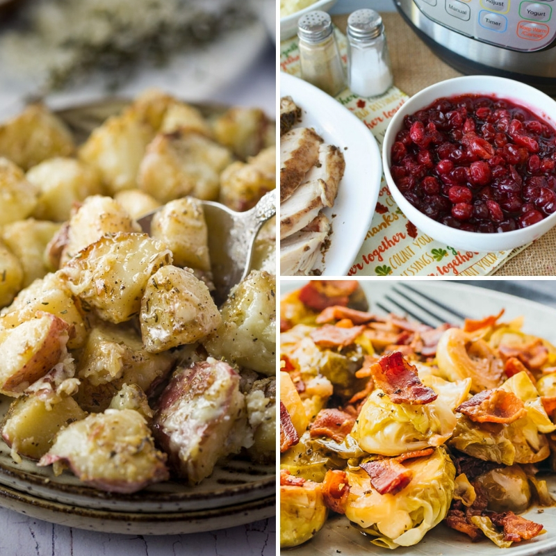 Instant Pot Holiday Side Dishes To Pair With Your Feast