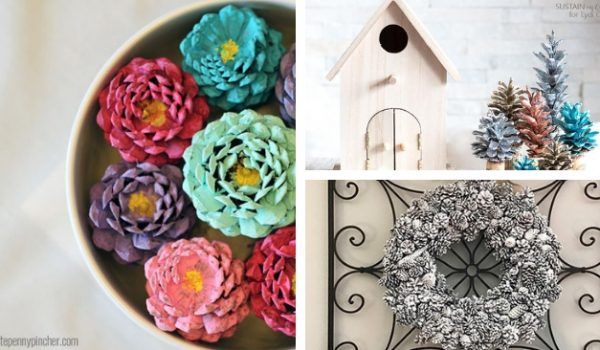 The Ultimate Guide To Pine Cone Crafts For The Entire Family