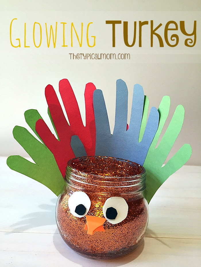 Thanksgiving Crafts Kids Can Make