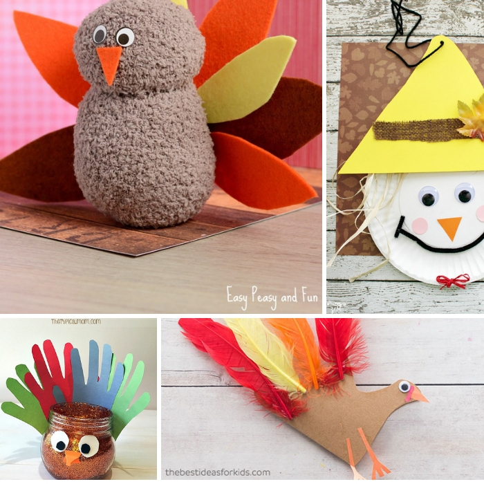 thanksgiving crafts pinterest