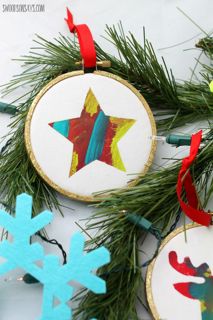 Christmas crafts to make at home