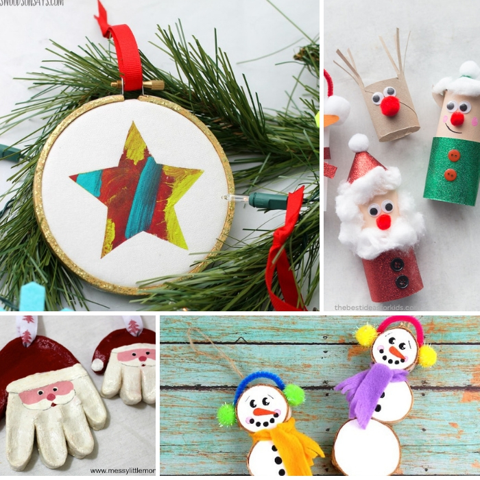Christmas Crafts For Kids.19 Christmas Crafts For Toddlers You Must See Right Now