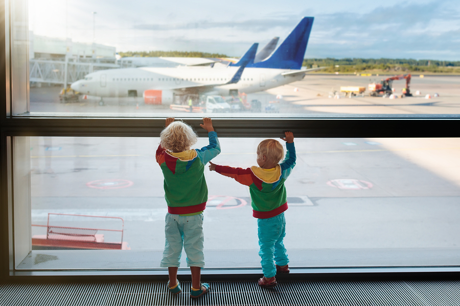 travel hacks with kids
