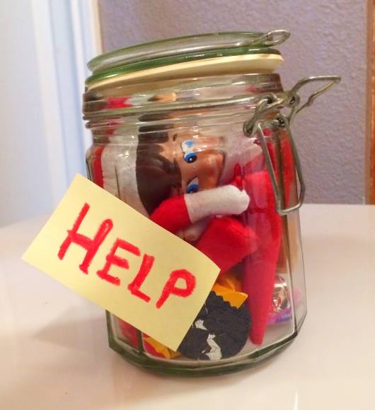 Elf On The Shelf Adorable Ideas