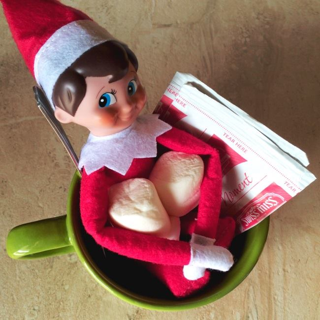 Elf On The Shelf 2018 Ideas
