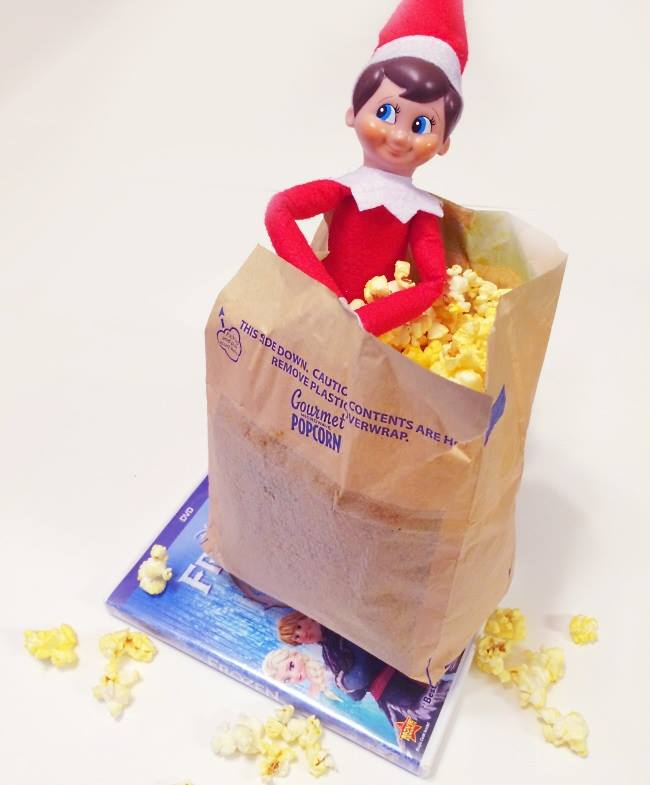 Elf On The Shelf Movie