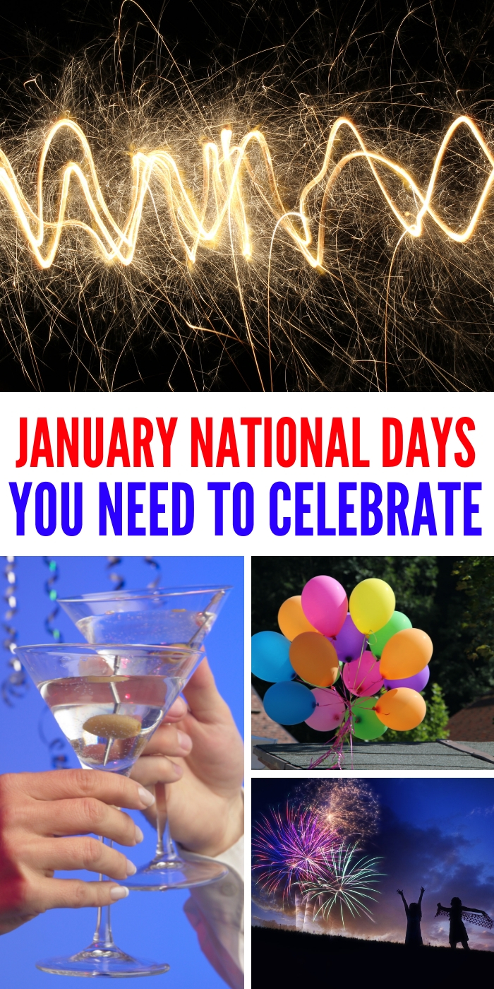 national days in january