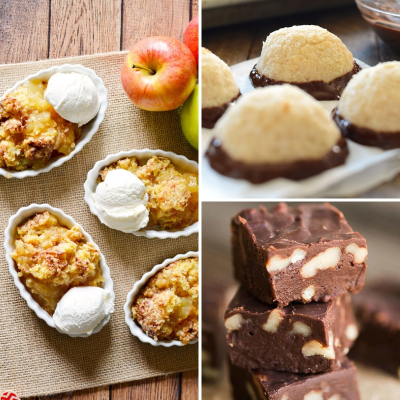 dessert recipes ideas