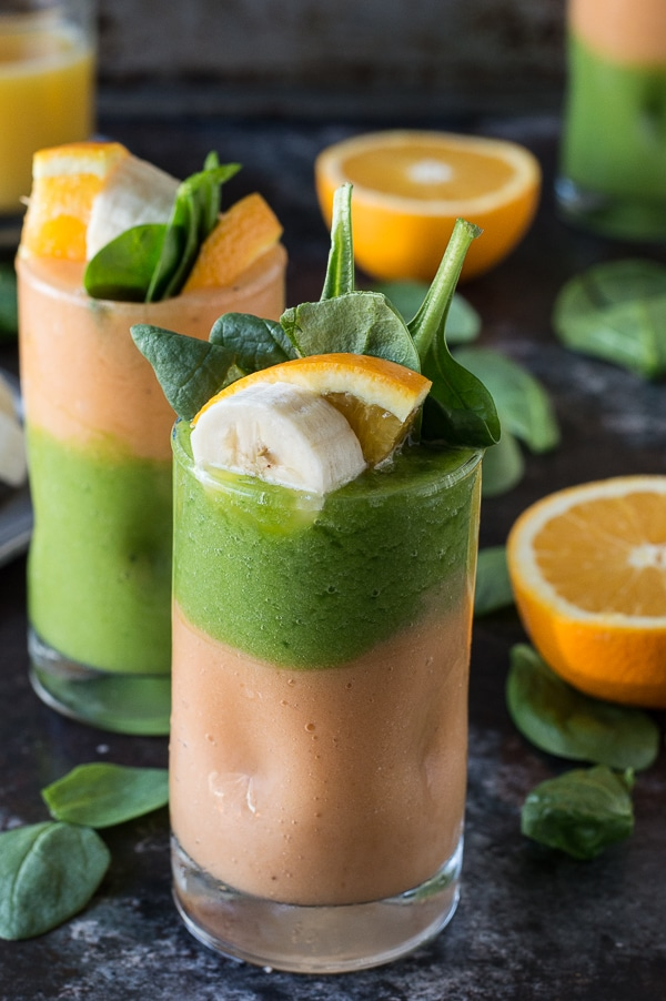smoothie recipes for breakfast