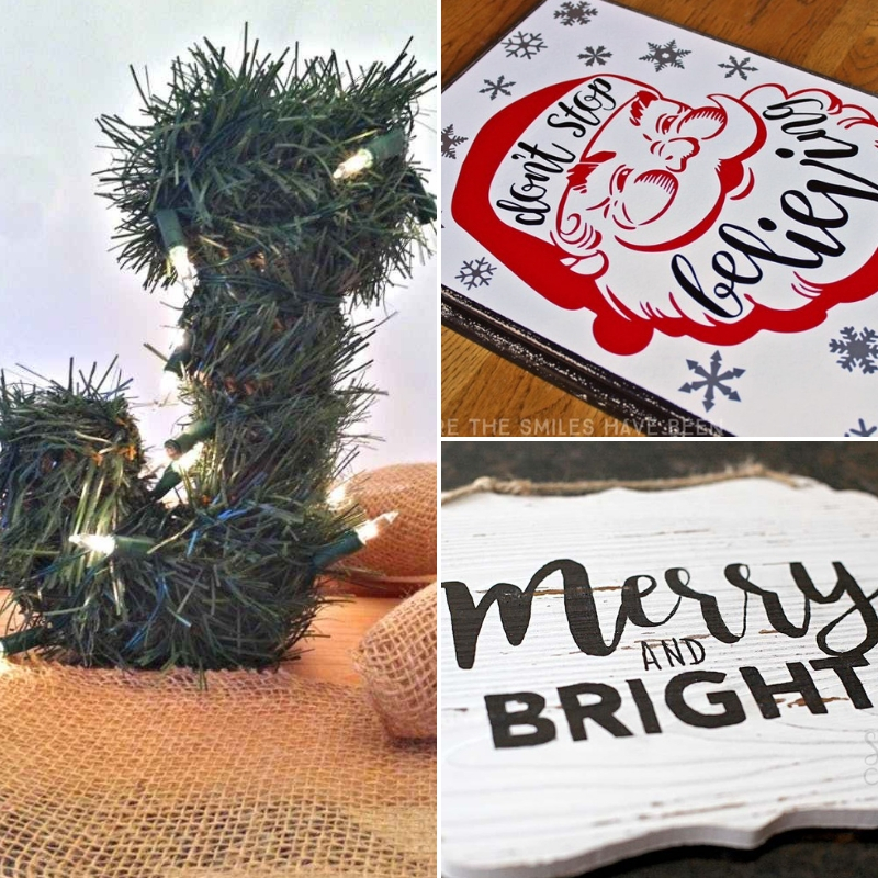 Simple Crafts for the holidays