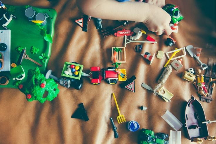 How to Organize Toys in 7 Simple Steps