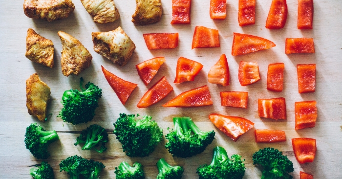 tips for healthy meal prep