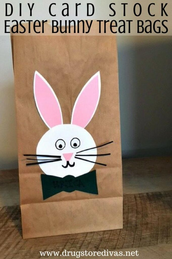 easter treats bag
