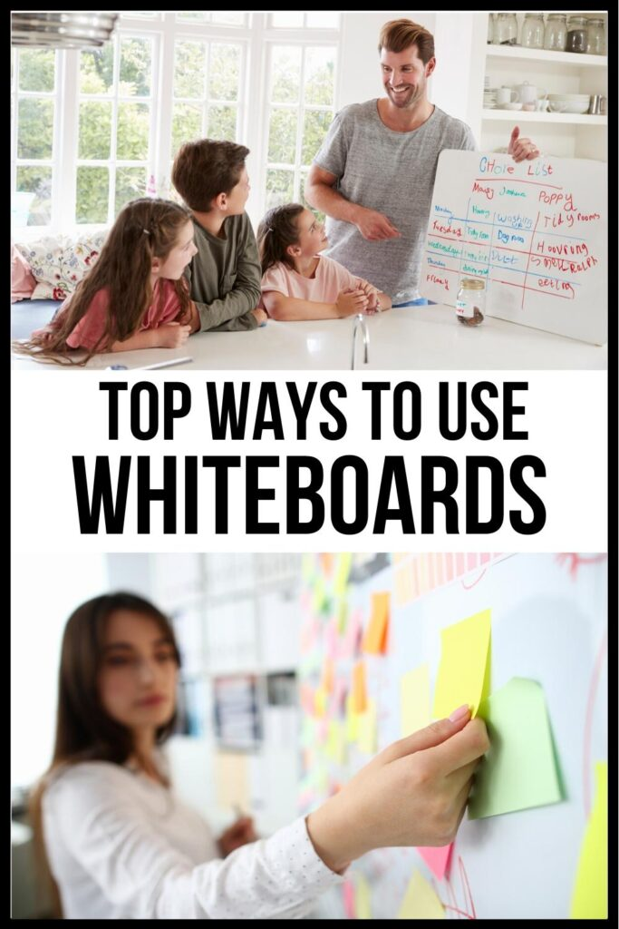 6 Top Whiteboard Ideas To Stay Sane And Organized