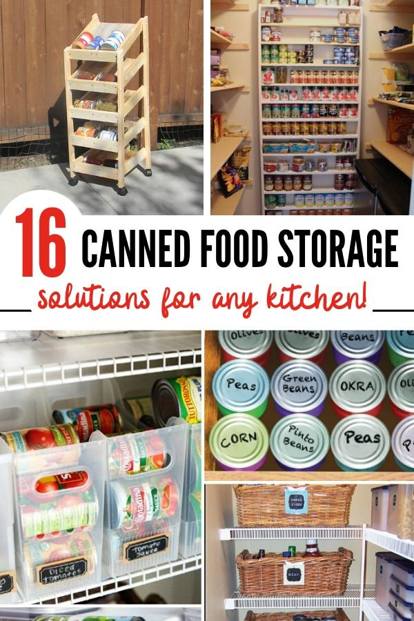 canned food storage solutions pin image B
