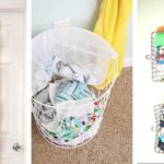 Baby clothes organization featured image