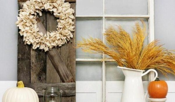 DIY fall decor featured image