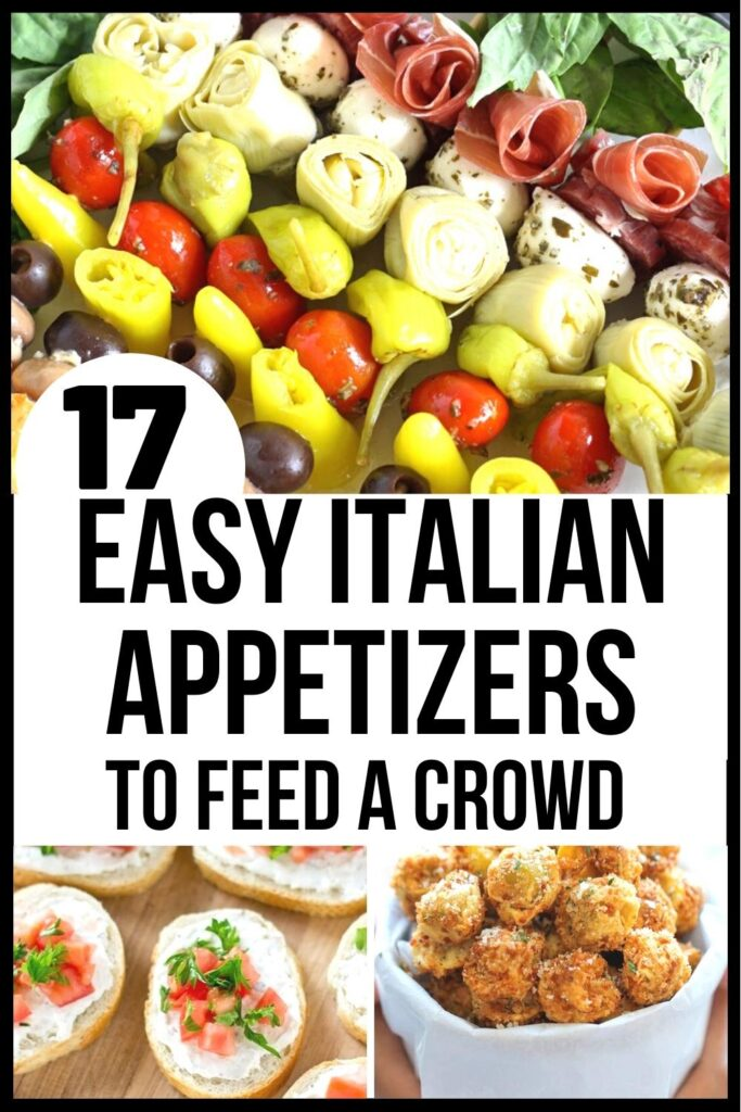 Italian appetizers Image A