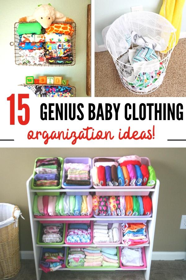 baby clothes organization pin image B