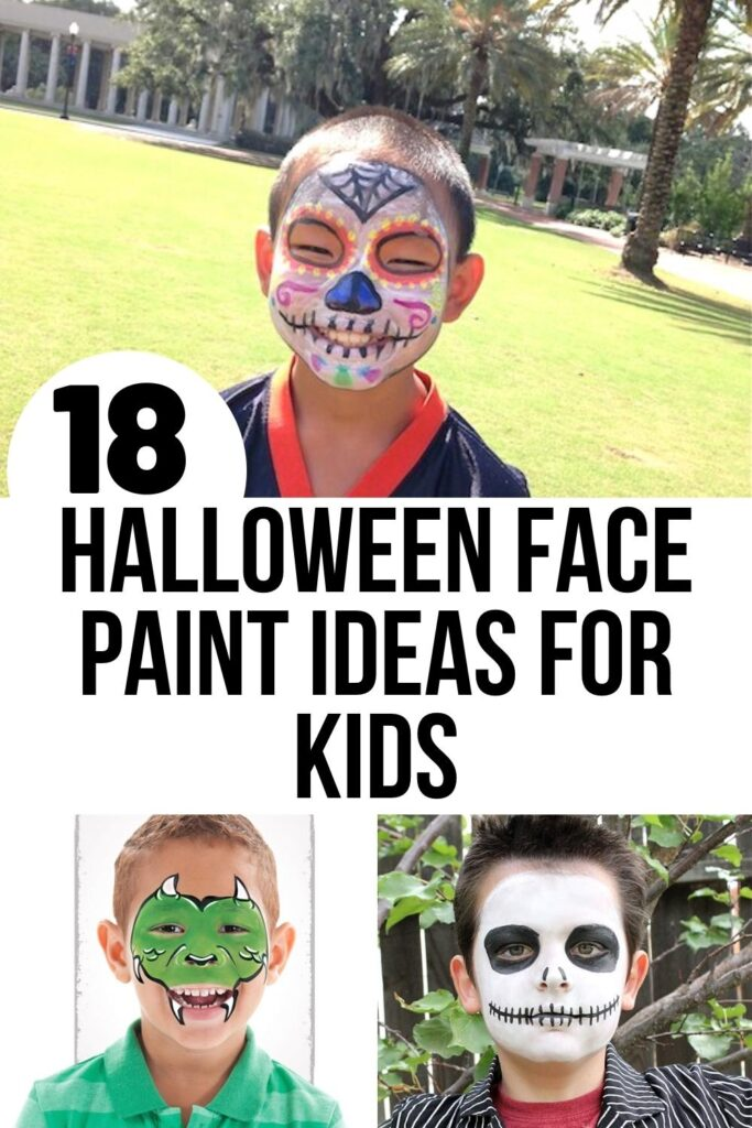 Fun Halloween Face Painting Ideas For Kids This Halloween