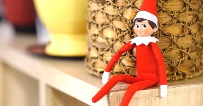 Elf on the Shelf names featured image