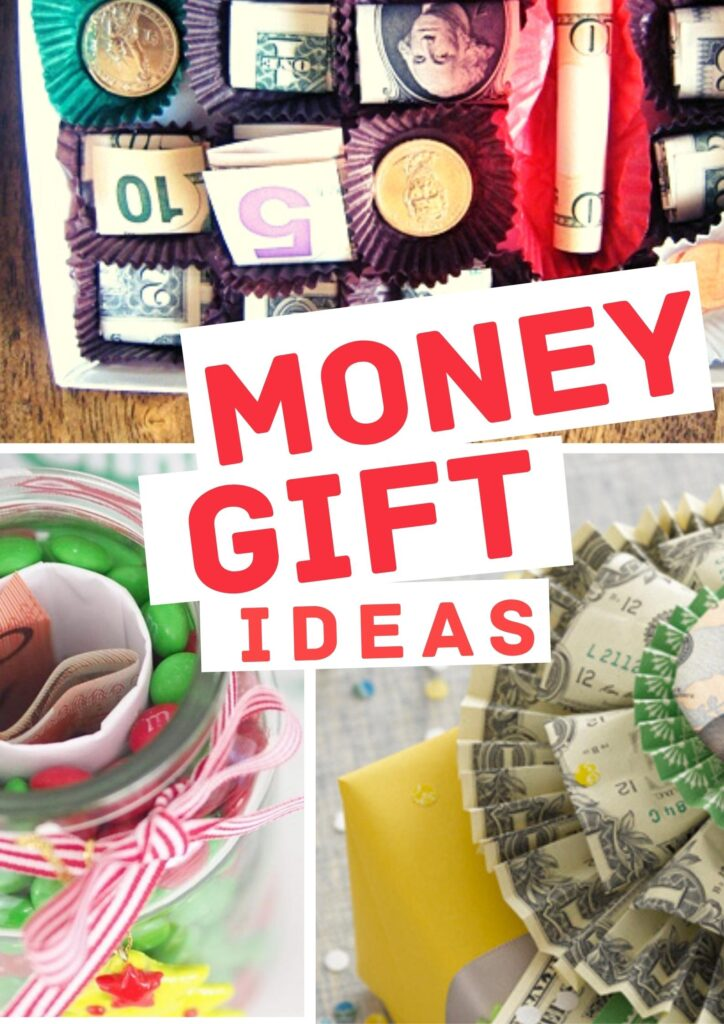 17 Insanely Clever Fun Money Gift Ideas